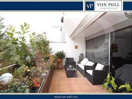 Exkl. 3 1/2 ZKB Eigentumswohnung mit großem Balkon und Schwimmbad