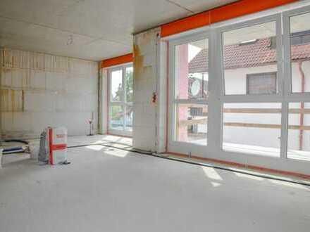 Große und moderne 4 Zimmerwohnung mit Balkon in Rastatt-Plittersdorf