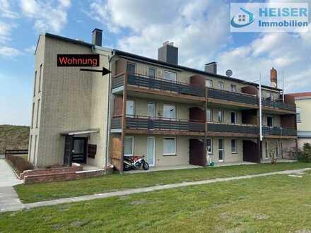 Gemütliches Apartment unweit von Tönning und Sankt Peter-Ording zu verkaufen.