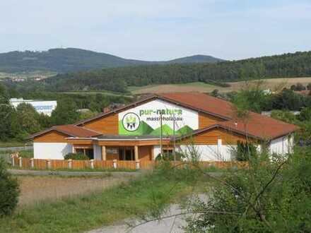 Gewerbeimmobilie mit Entwicklungspotenzial in Wolfhagen