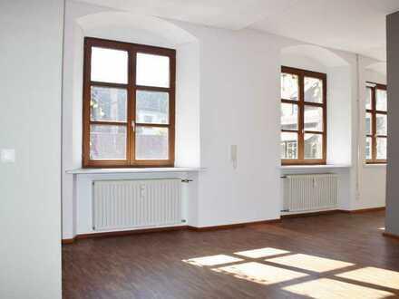 Bürofläche für 7 Mitarbeiter im Fuggerbau Memmingen