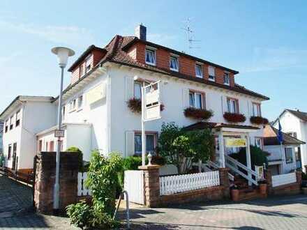 Außergewöhnliches Landhotel in der Kurstadt Bad König