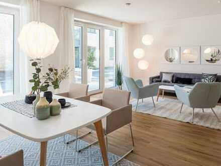 Neubau-ETW im 1. OG, 4 Zimmer, 113,20m², 24113 Kiel-Hassee