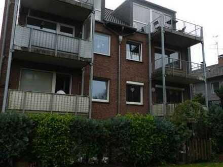 Duisburg-Süd, gepflegte Eigentumswohnung mit Balkon