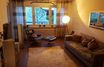 Schöne, helle drei Zimmer Wohnung in Hersel