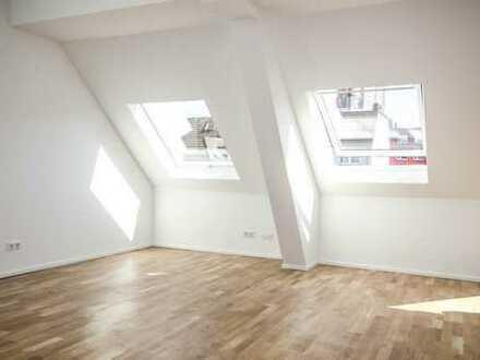 Individuelle 3-Zimmerwohnung mit Dachterrasse - Erstbezug nach Sanierung