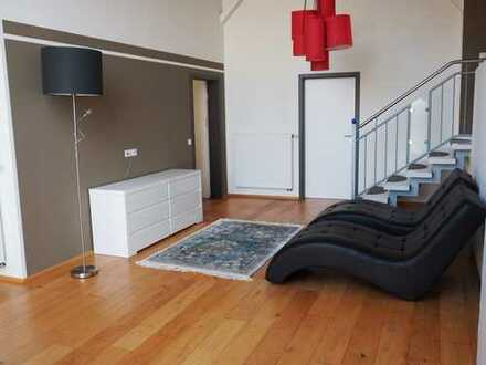 3,5 Zimmer Loft Wohnung möbliert oder unmöbliert?