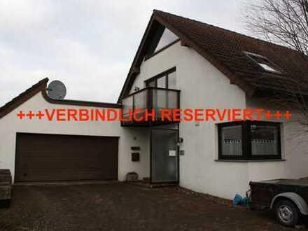 +++ VERBINDLICH RESERVIERT +++ Einfamilienhaus inkl. Doppelgarage / Vollkeller / PB - Benhausen
