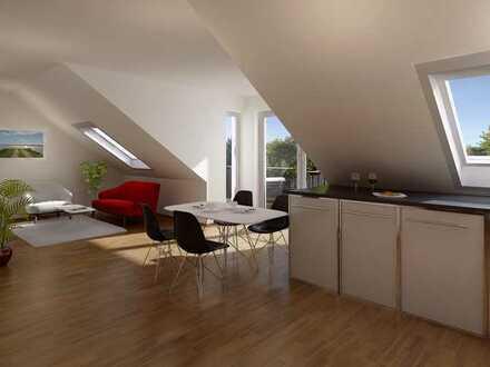 ETW 17/Haus B * Neubau! Tolle 3-Zi-DG-Wohnung mit großem Balkon + 18000 Euro Zuschuss vom Staat!