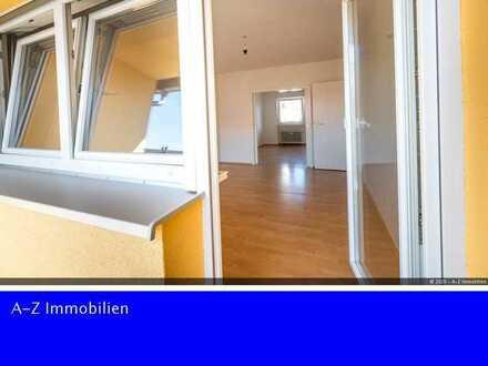 Vermietete EG Wohnung mit 2 Balkonen in Malsch zu verkaufen