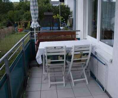Idyllisches Wohnen im Grünen 3 ZKB mit Balkon