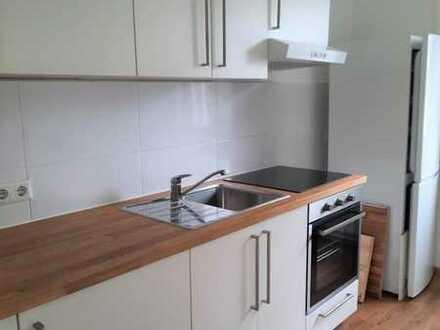 4 Zimmer mit Balkon u. Einbauküche **tolle Lage im Grünen**
