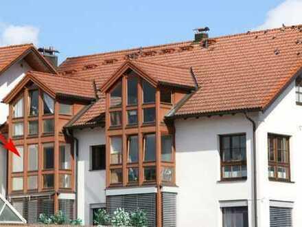 Zentral Wohnen mit schönen Ausblick - 2-Zimmer-Wohnung