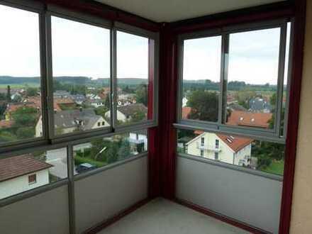 3-Zi.Whg in ruhiger zentraler Lage mit einzigartigem Balkon