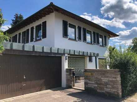 PF-Rod; repräsentatives Einfamilienhaus in bester Wohnlage (Erstbezug nach Modernisierung)