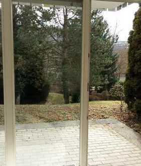 Schöne, geräumige 1,5 Zimmer Terrassenwohnung in Stuttgart, Möhringen