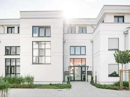 Einzigartiger Wohngenuss! Schicke 2-Zimmer Wohnung in Seenähe mit großzügiger Terrasse