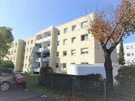 * 2 ZKB mit Balkon in gepflegtem Haus zur Kapitalanlage *