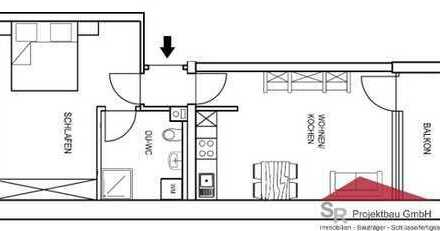 2-Zimmer Wohnung in Schönau - möbliert und neuwertig renoviert