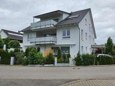 4 Zi.-Traumwohnung/Maisonette im Erdgeschoss in Spitzenlage in Nufringen