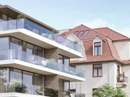 Großzügige 3-Zimmerneubauwohnung im Bauhausstil