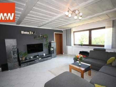 Interessante Wohnung mit ausgebautem Speicher in bevorzugter Wohnlage von Poing