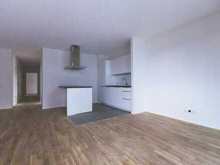 Bestes Wohngefühl im 1. OG: 3,5-Zi-Whg. (E-7) mit Top-Grundriss auf 90,33 m² / inkl. Einbauküche