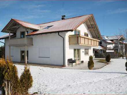 Wohnen in reizvoller Voralpenlandschaft- Eigentumswohnung in Wald im Allgäu