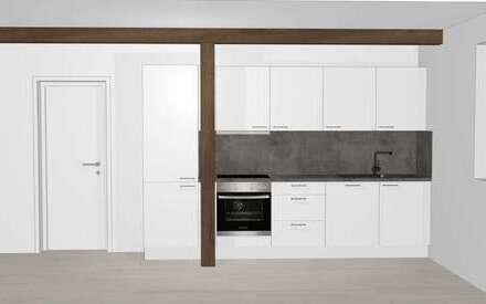 3 - Zimmer Wohnung im neu sanierten Denkmal mit Einbauküche