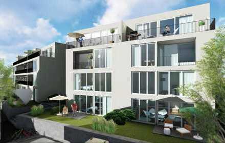 Attraktive Dachgeschoss-Wohnung mit Dachterrasse
