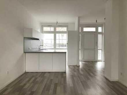 Schönes 1-Zimmer-Appartment mit eigenem Eingang und moderner Einbauküche, zentral gelegen