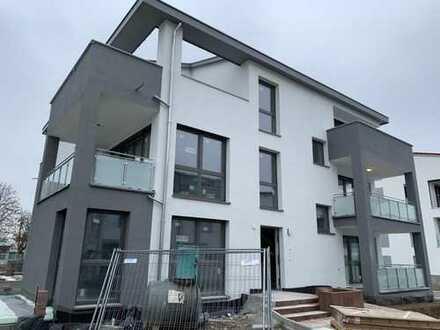 Erstbezug mit EBK und Loggia: stilvolle 2-Zimmer-EG-Wohnung in Stutensee-Büchig