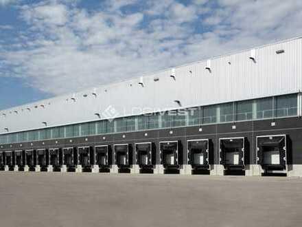 Neubau einer Logistikhalle in Brieselang