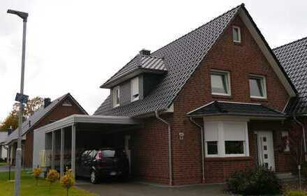 Neuwertige DHH in Ganderkesee/OT Hoykenkamp zu vermieten