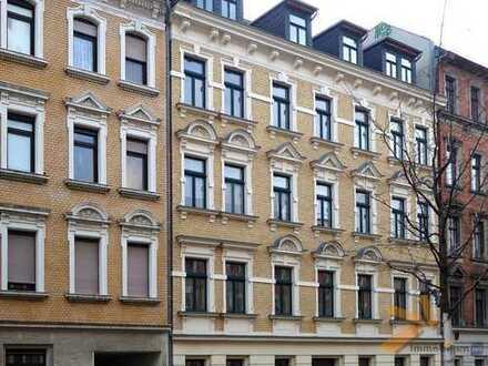 Schicke 2Raumwohnung mit Balkon! Mit EBK! In Leipzig Connewitz!