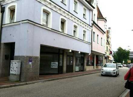 Zentrale Einzelhandesfläche in Schwandorf zur Vermietung