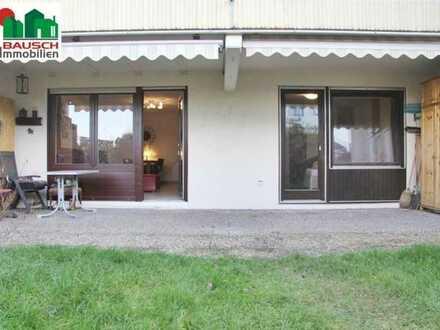 *3,5-Zimmer, Terrasse, Gartenanteil und TG Stellplatz*