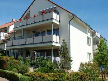 Ruhige 2 1/2-Raum-Wohnung mit Balkon/Neubau im Dachgeschoss