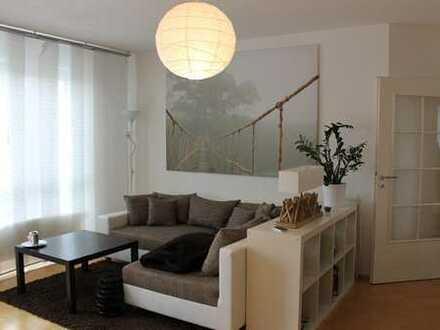 Schöner Wohnen in der Melm! Helle DG Wohnung mit schönem Grundriss und Einbauküche zu vermieten!