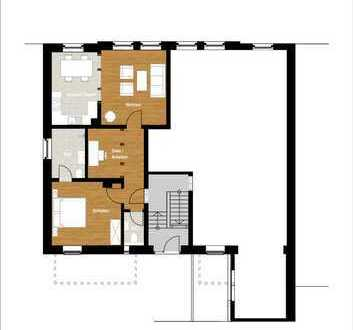 Sophie 01 - 2 Zimmer Wohnung