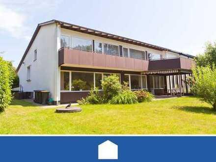 Architektenhaus auf großem Gartengrundstück in Toplage