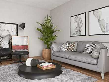 Exklusive Neubau 3-Zimmer OG - Wohnung mit Balkon!!!