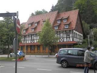 Bekannter Gasthof / HOTEL GARNI in Albstadt-Ebingen
