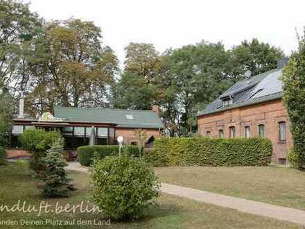 Pension und Gastwirtschaft in ehemaligem Forsthaus