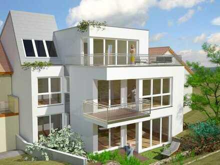 3-4 Zimmer-Wohnung mit Gartenanteil in Südlage