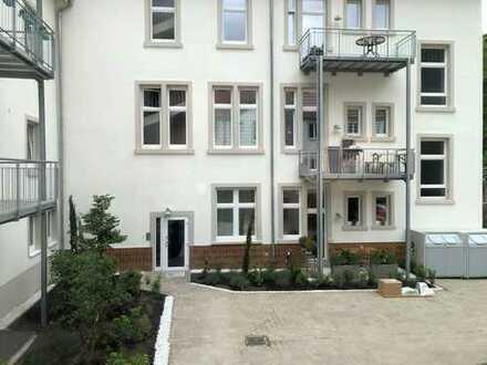 letzte freie Wohnung: Barriere-freie und zentral mit Terrasse und EBK