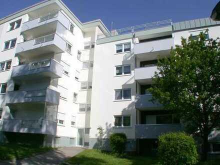 Modernisierte 3-Zimmer-Wohnung mit herrliche Aussicht