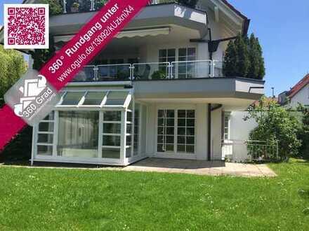 Geräumige und ruhige 6-Zimmer-Wohnung in Memmingen-West