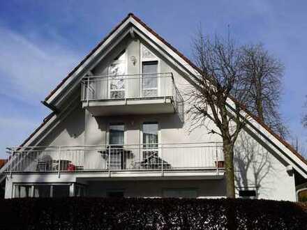 Exklusive 2-Zimmer-Maisonette-Wohnung mit Balkon und EBK in Gröbenzell