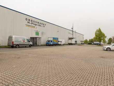 Logistikflächen in Altchemnitz